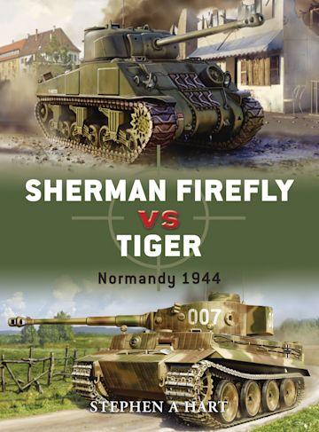 Sherman Firefly vs Tiger cover