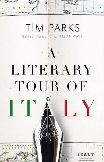 A Literary Tour of Italy cover