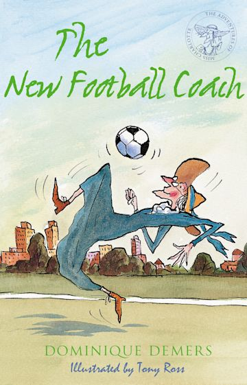 The New Football Coach cover