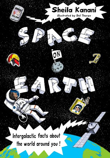 Space on Earth cover