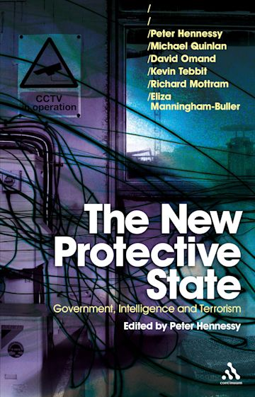 The New Protective State cover