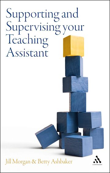 Supporting and Supervising your Teaching Assistant cover