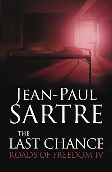 The Last Chance cover