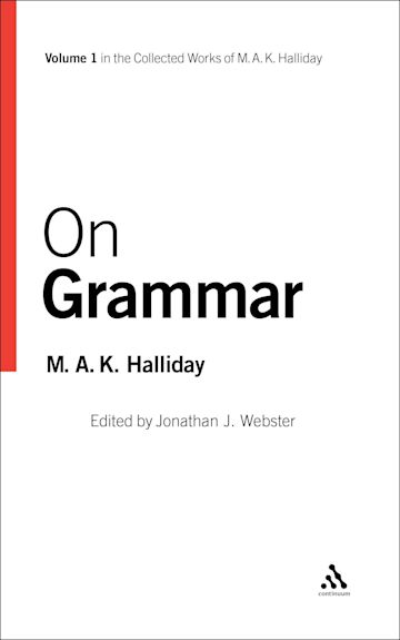 On Grammar cover