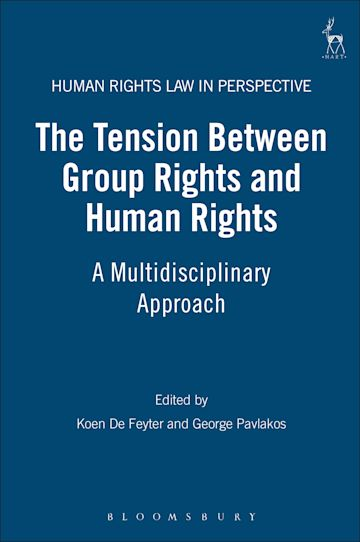 The Tension Between Group Rights and Human Rights cover