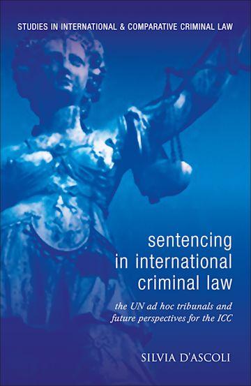 Sentencing in International Criminal Law cover