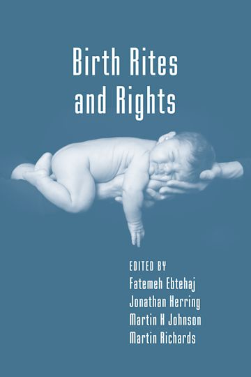 Birth Rites and Rights cover