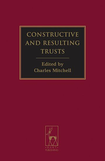 Constructive and Resulting Trusts cover