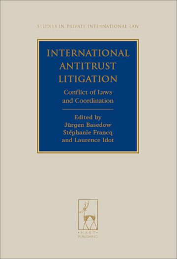 International Antitrust Litigation cover