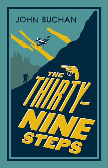 The Thirty-Nine Steps cover