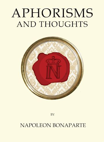 Aphorisms and Thoughts cover