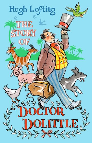 The Story of Dr Dolittle cover