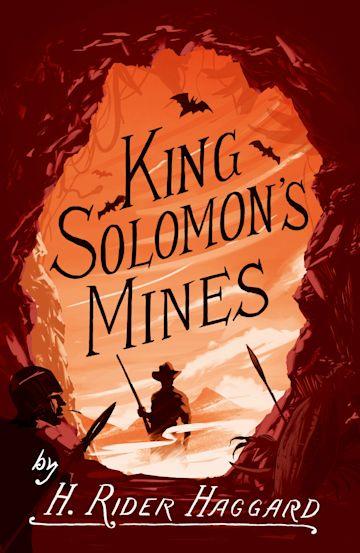 King Solomon's Mines cover