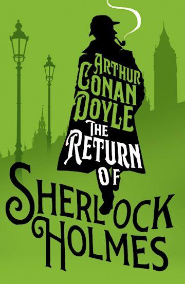 The Return of Sherlock Holmes cover
