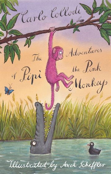 The Adventures of Pipì the Pink Monkey cover