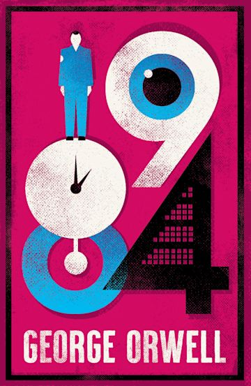 1984 Nineteen Eighty-Four cover