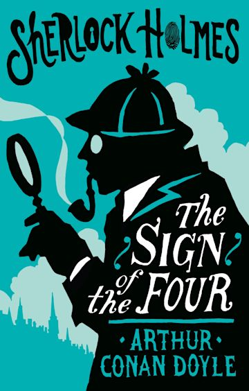 The Sign of the Four or The Problem of the Sholtos cover