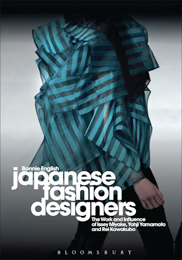 Japanese Fashion Designers cover