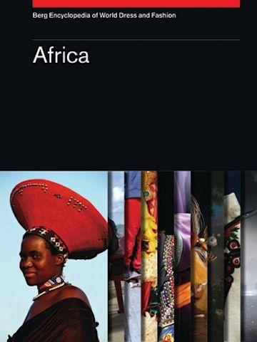 Berg Encyclopedia of World Dress and Fashion Vol 1 cover