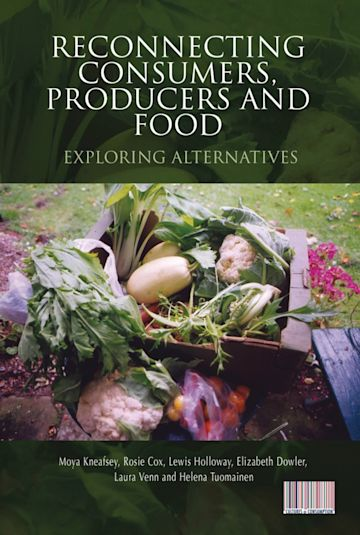 Reconnecting Consumers, Producers and Food cover