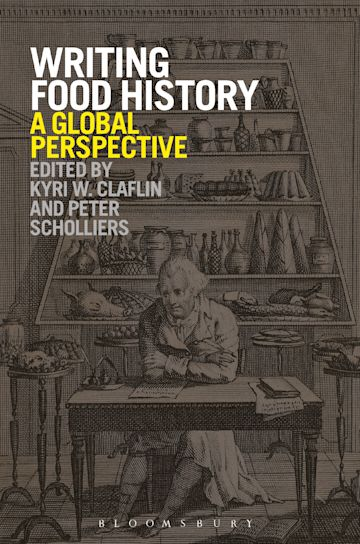 Writing Food History cover