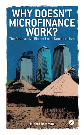 Why Doesn't Microfinance Work? cover