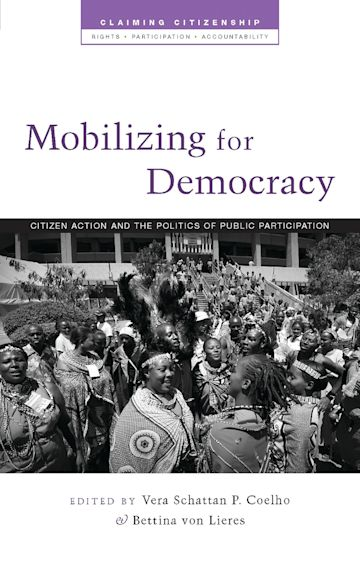 Mobilizing for Democracy cover