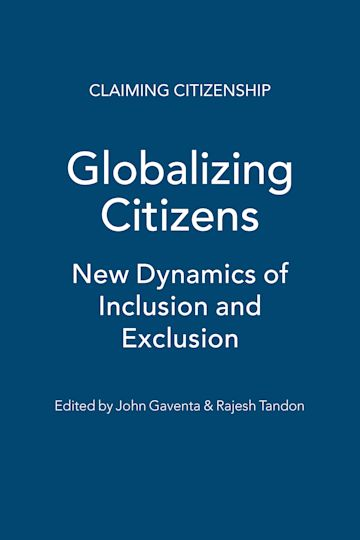 Globalizing Citizens cover