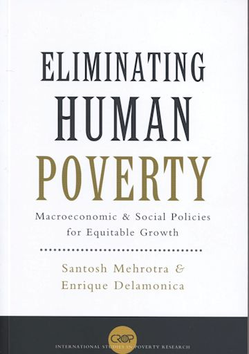 Eliminating Human Poverty cover
