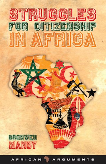 Struggles for Citizenship in Africa cover