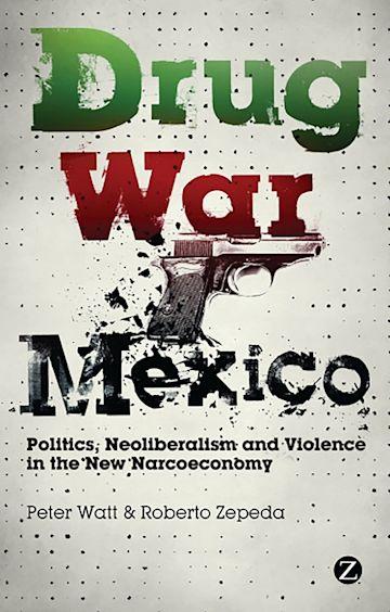 Drug War Mexico cover