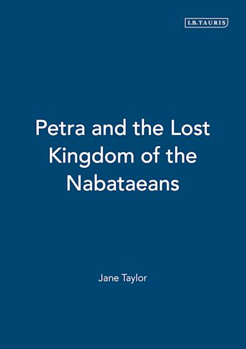 Petra and the Lost Kingdom of the Nabataeans cover