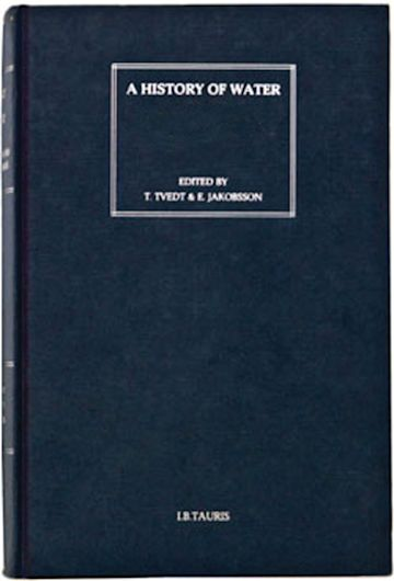 History of Water, A, Series II, Volume 3 cover