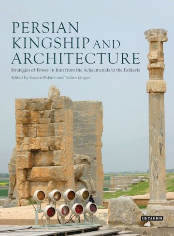Persian Kingship and Architecture cover