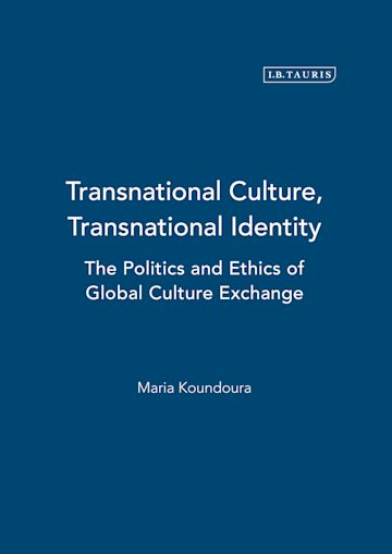 Transnational Culture, Transnational Identity cover