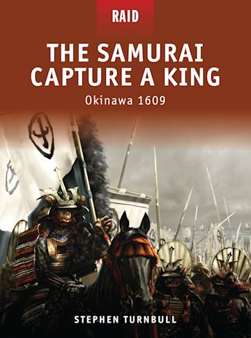 The Samurai Capture a King cover