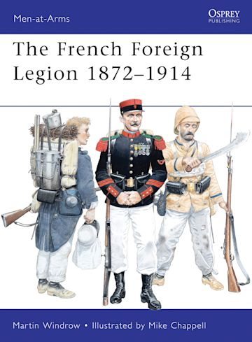 French Foreign Legion 1872–1914 cover