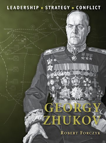 Georgy Zhukov cover