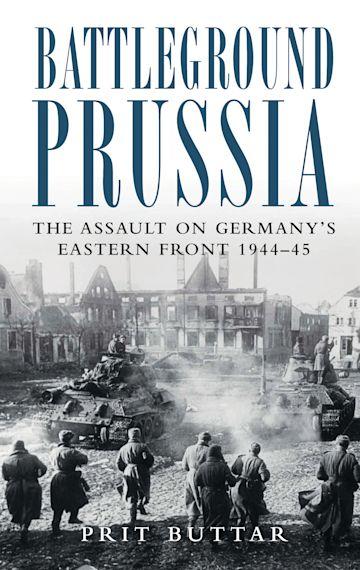 Battleground Prussia cover