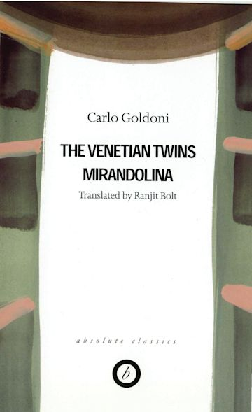 Goldoni: Two Plays cover
