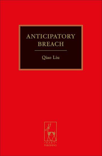 Anticipatory Breach cover