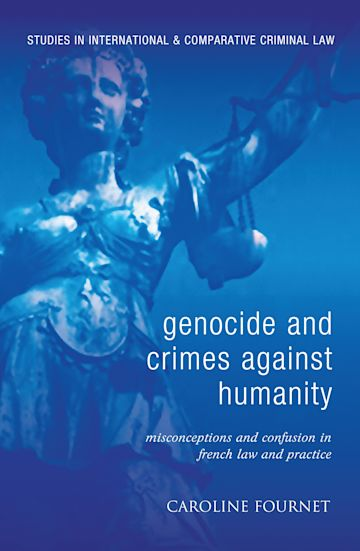 Genocide and Crimes Against Humanity cover