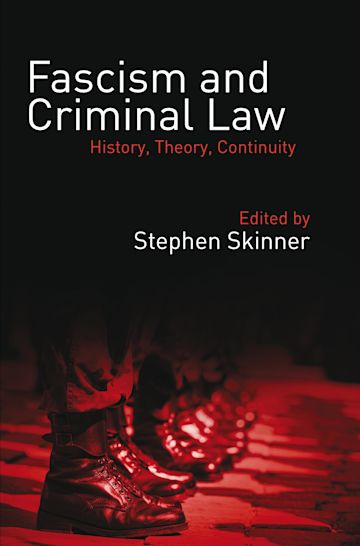 Fascism and Criminal Law cover