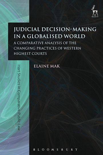 Judicial Decision-Making in a Globalised World cover