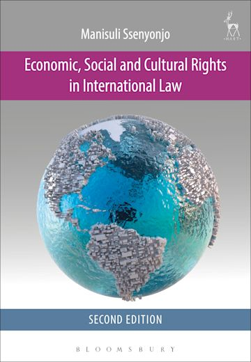 Economic, Social and Cultural Rights in International Law cover