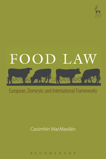 Food Law cover