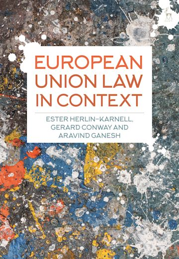 European Union Law in Context cover