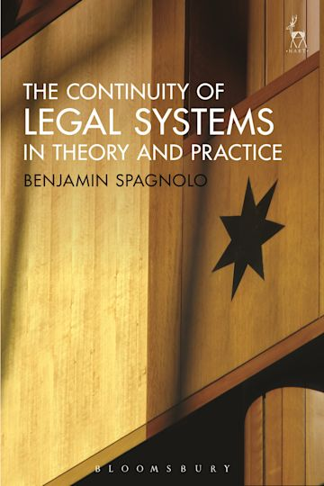 The Continuity of Legal Systems in Theory and Practice cover