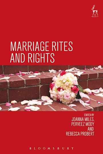 Marriage Rites and Rights cover