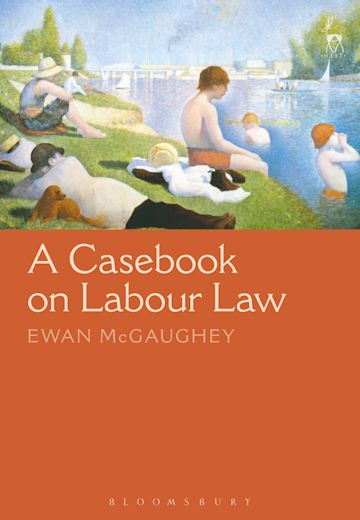 A Casebook on Labour Law cover